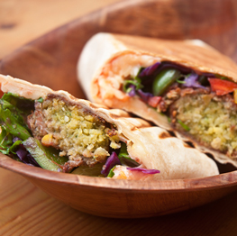falafel-melt-wrap